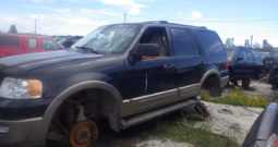 2003 FORD EXPEDITION (STK# 12820D)