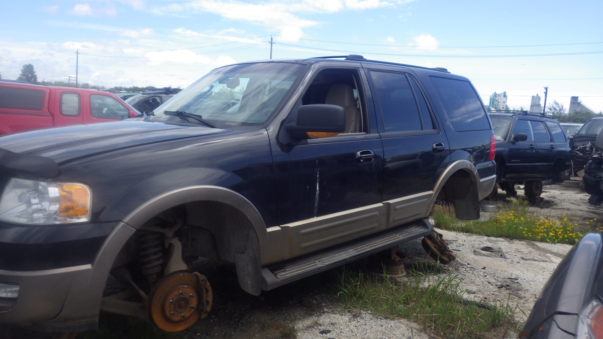 2003 ford expedition stk 12820d