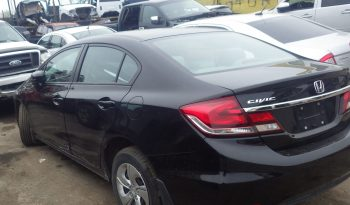 2015 HONDA CIVIC (STK#12810D) full