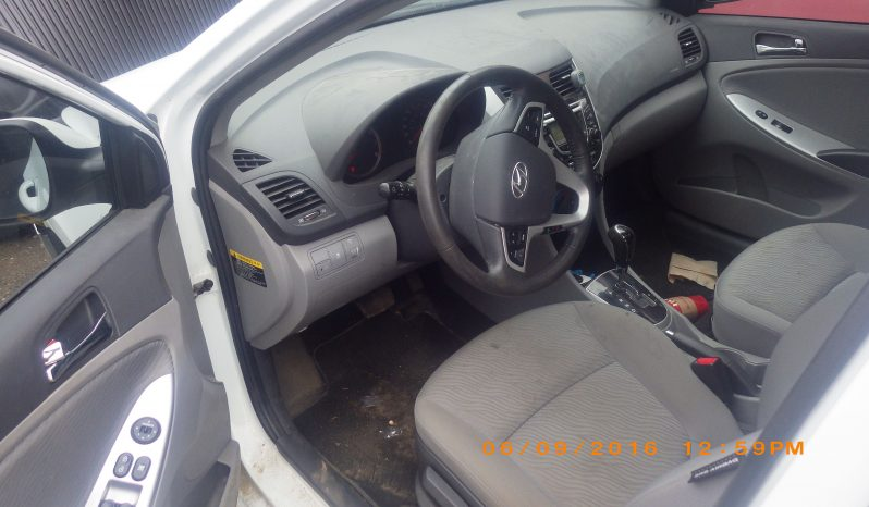 2012 HYUNDAI ACCENT (STK#12943D) full