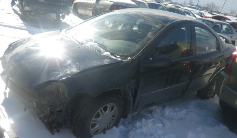 2004 DODGE SX20 (STK#13205D) full