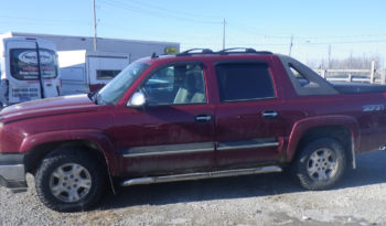 2006 CHEVROLET AVALANCHE 1500(STK#13168D) full