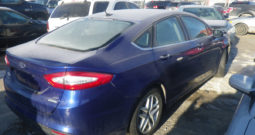 2014 FORD FUSION (STK#13127D)