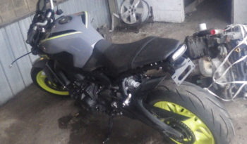 FOR PARTS-2016 YAMAHA FZ09 MOTORCYCLE full