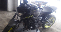 FOR PARTS-2016 YAMAHA FZ09 MOTORCYCLE