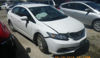 2014 HONDA CIVIC (STK#13836P) full
