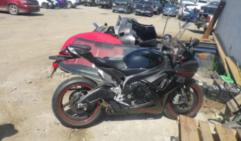 2012 GSX-R600 MOTORCYCLE (STK#13774D) full