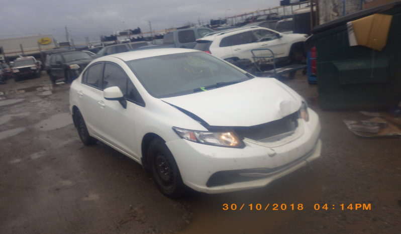 2013 HONDA CIVIC (STK#13949I) full